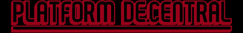 Website Logo Wide 9 long hollow red