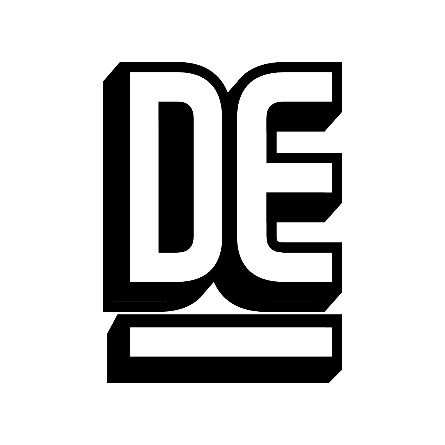 Platform De.Central logo wht 150×150 v12 square